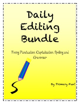 Daily Editing Bundle