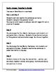 Daily Editing, Revising, and Mentor Sentences (BC)