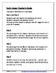 Daily Editing, Revising, and Mentor Sentences (NU)