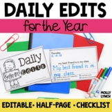 Daily Edits for the YEAR! Bundle