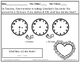 Daily Elapsed Time Tasks PRINT AND GO {February Edition}