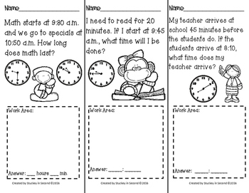 Daily Elapsed Time Tasks PRINT AND GO {January Edition}