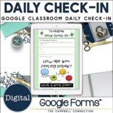 Daily Emotional Check In With Students