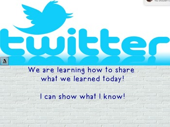 Daily Exit Ticket Twitter Activity
