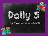 Daily Five Charts