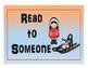 Daily Five Classroom Posters Alaska Theme
