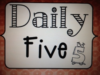 Daily Five Printables