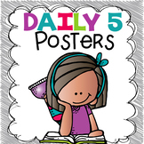 Daily Five RIGHT Posters