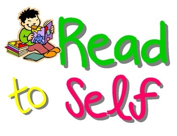Daily Five Read to Self Poster