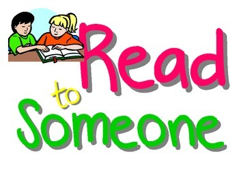 Daily Five Read to Someone Poster