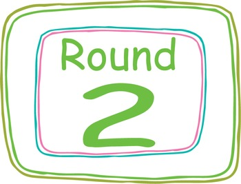 Daily Five Rounds 1-4 Signs