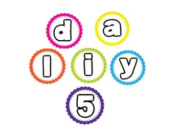 Daily Five Signs