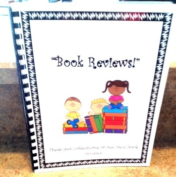 Daily Five Writing Journal - Book Reviews