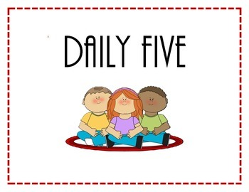 Daily Five (5) with School Kids