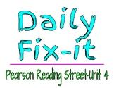 Daily Fix-It: Unit 4