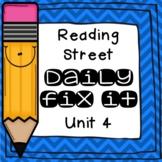 Daily Fix-It Unit 4