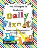 Daily Fix It Pack (Daily Oral Language for the Entire Year!)