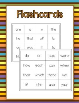 Daily Fluency Practice - NO PREP