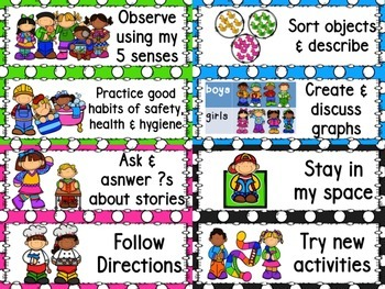 Daily Focus wall for PK/K
