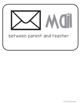Daily Folder Labels