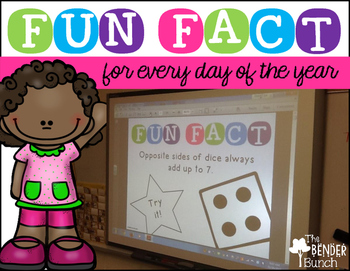 Daily Fun Facts for the Entire School Year