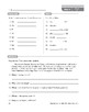 Daily Fundamentals Cross-Curricular Bundle, Grade 3, Weeks 7–12
