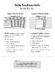 Daily Fundamentals, Grade 3, Teacher's Edition, E-book