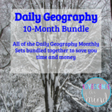 Daily Geography Bundle