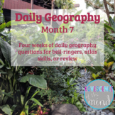 Daily Geography Month 7