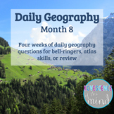 Daily Geography Month 8