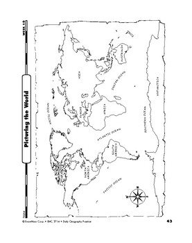 Daily Geography Practice, Grade 5, Weeks 7–12