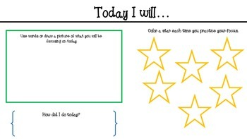 Daily Goal Setting Pack