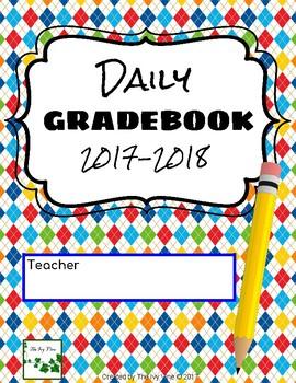 Daily Gradebook (2017-2018) - Primarily Diamonds