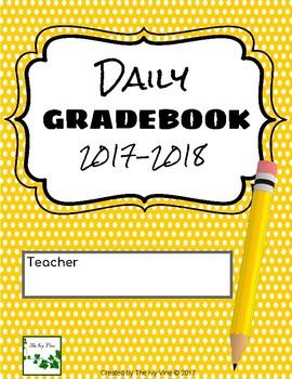 Daily Gradebook (2017-2018) - Sunshine