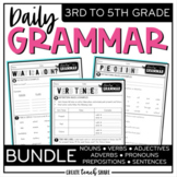 Daily Grammar - BUNDLE