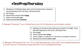 Daily Grammar Beat: Grammar Practice, Informational Text, and More