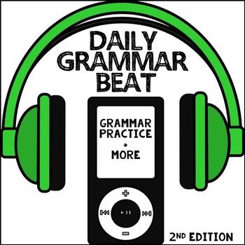 Daily Grammar Beat: Using Song Lyrics to Practice Grammar