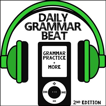 Daily Grammar Beat: Using Song Lyrics to Practice Grammar + More 2nd Edition