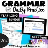 Daily Grammar Practice For 2nd Grade | Grammar Worksheets
