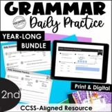 Daily Grammar Practice For 2nd Grade | Grammar Worksheets