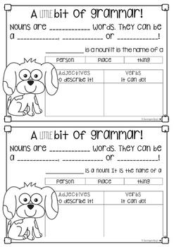 Daily Grammar Practise
