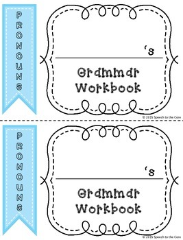 Daily Grammar Workbook