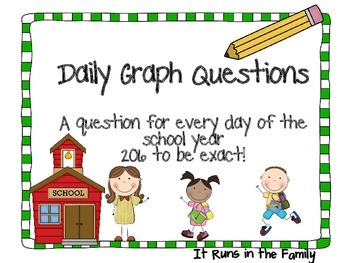 Daily Graph Questions