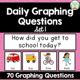 Daily Graphing Questions - Set 1