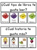 Daily Graphing Questions - Set 2 - Spanish Version