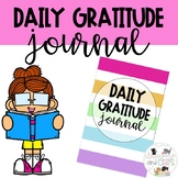Daily Gratitude Journal for Kids