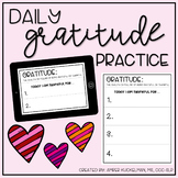 Daily Gratitude Practice