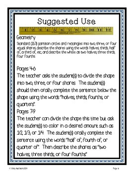 Daily Guided Math Warm-Ups: Second Grade Edition