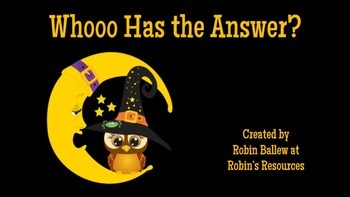 Daily Word Problems Multiplication and Division Halloween theme *pdf file*