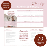 Daily Happiness Project 4 Teachers (3 months of content -
